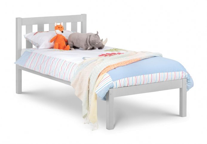 Luna Dove Grey Bed Frame